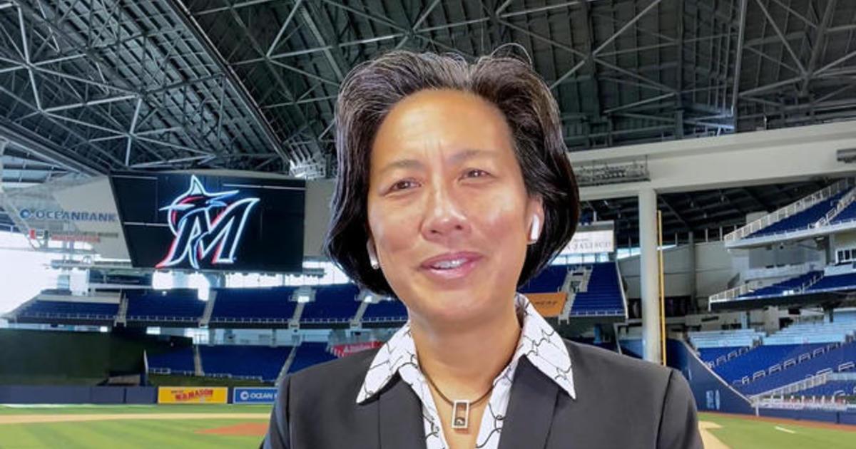 MLB names its first woman general manager, Kim Ng, to lead Miami Marlins