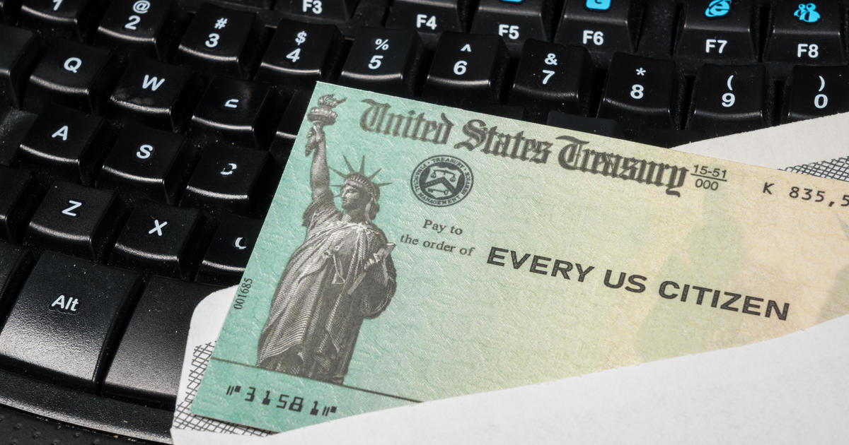 Got a text about a $1,200 stimulus check? Don't click, IRS says
