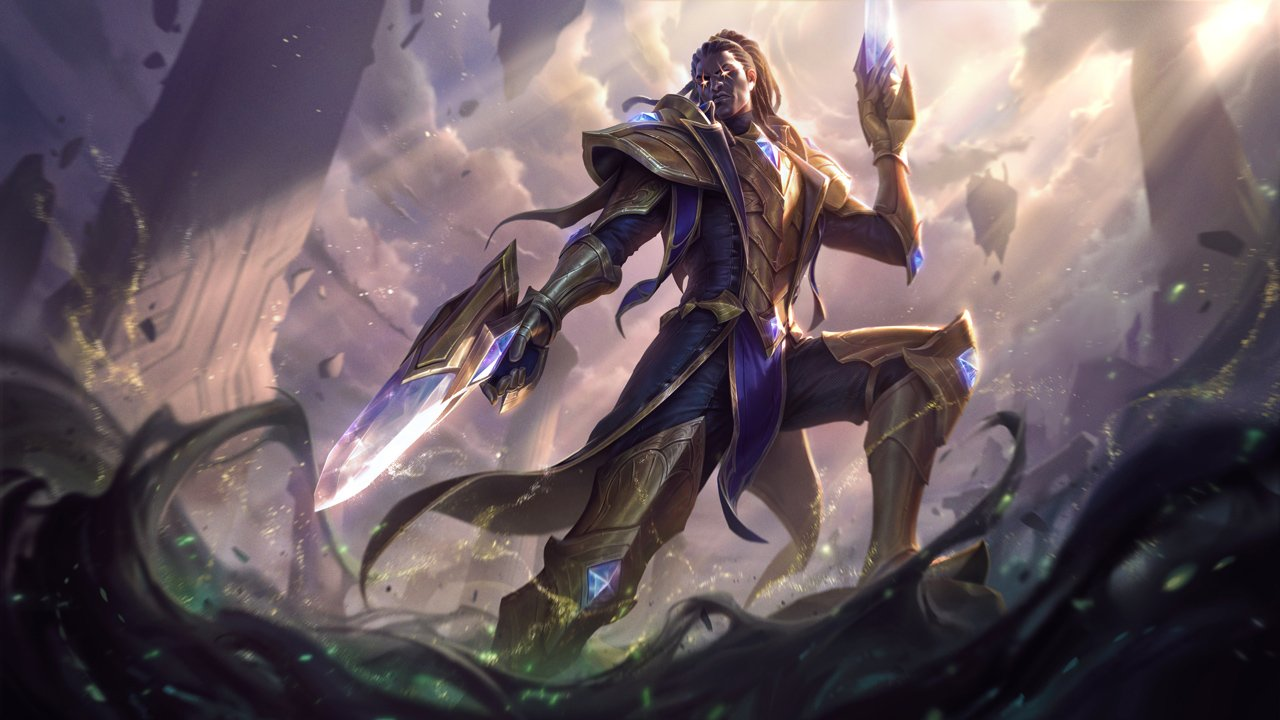 Lucian Was The Most Impactful Champion Of This Year's League Of Legends World Championship