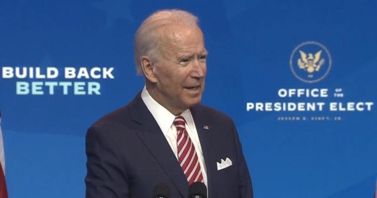 "Biden warns ""people may die"" as Trump administration stonewalls his team on pandemic"
