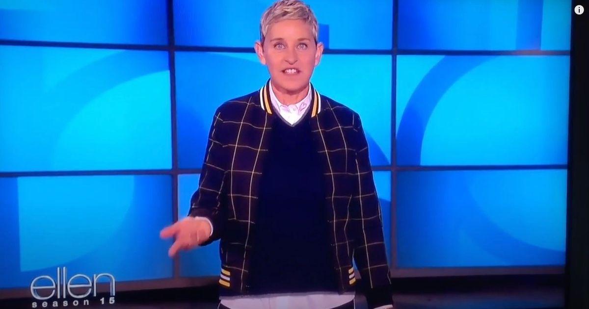 Ellen DeGeneres tells staff 'we're here for you' after mass redundancies