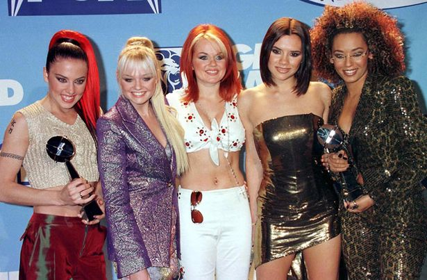 Geri secretly battled bulimia while in the Spice Girls