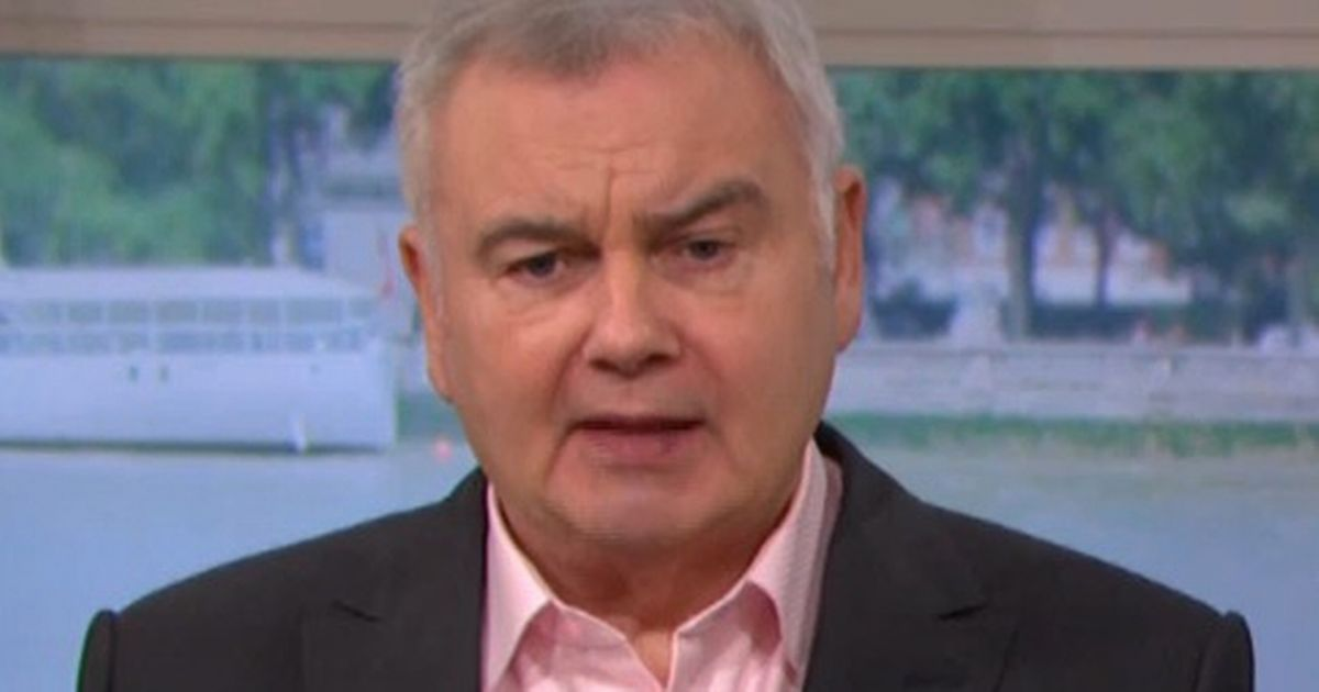Eamonn Holmes shares cryptic message about trust after This Morning axe