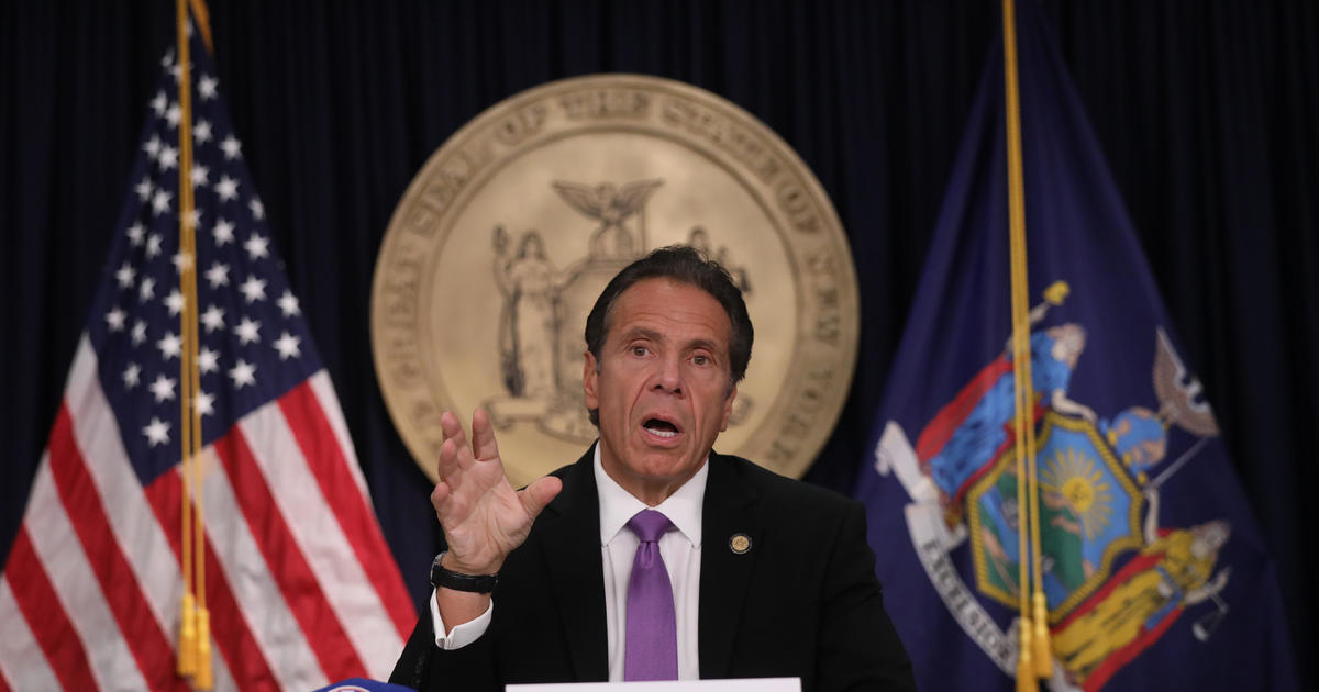 Andrew Cuomo to receive International Emmy for COVID-19 briefings
