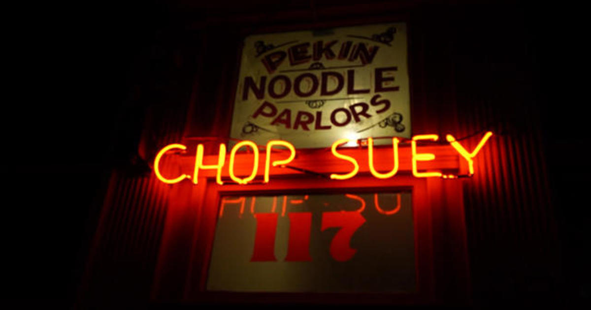 The oldest Chinese restaurant in America