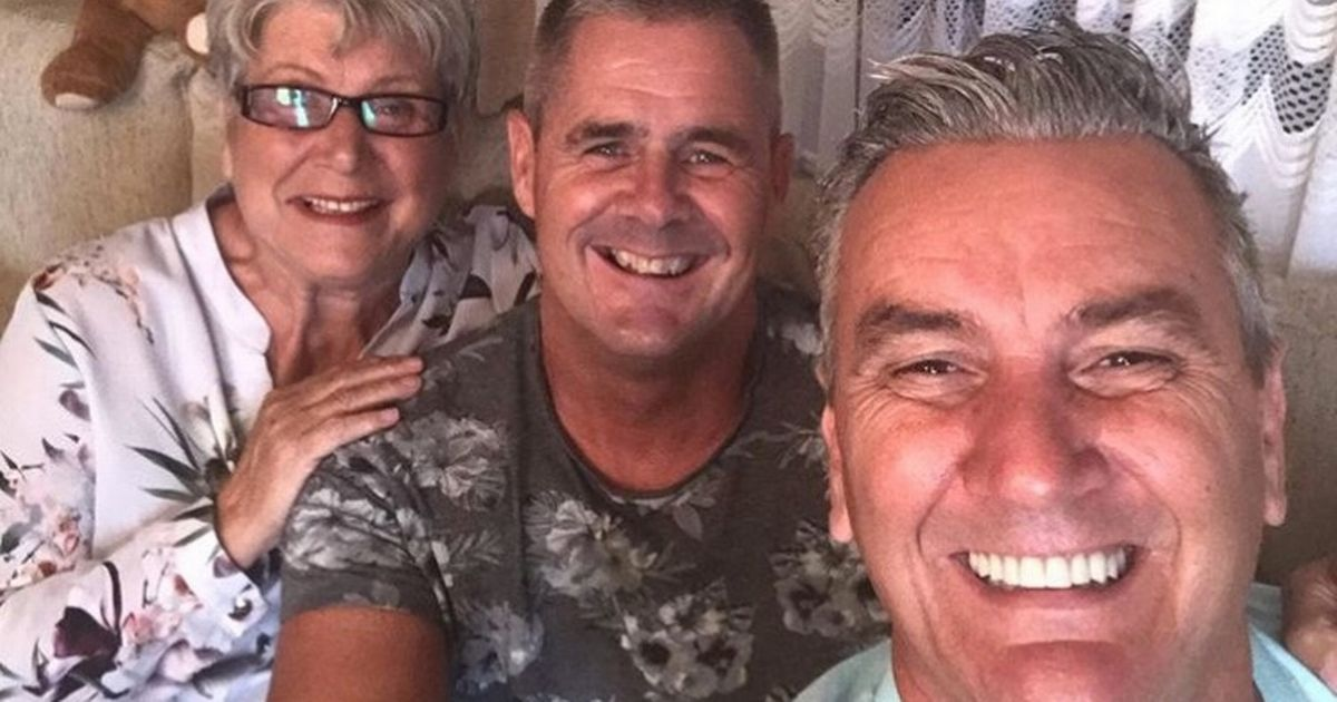 Gogglebox star Lee's partner shares throwback pic and says why they live apart