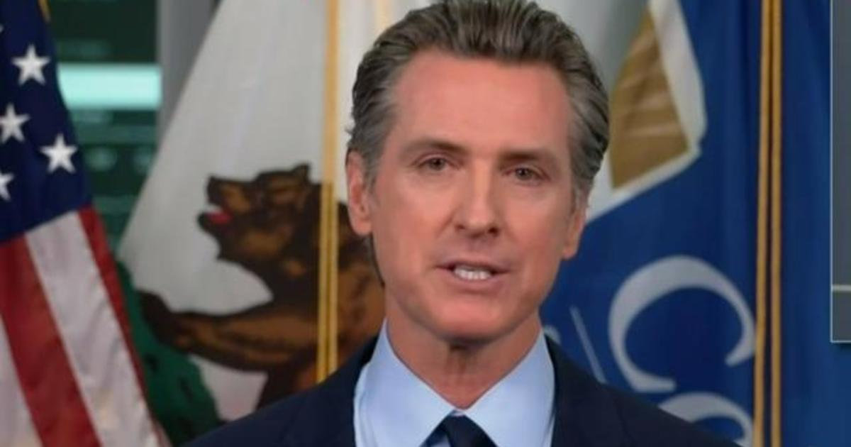 California governor says COVID-19 cases are rising at fastest rate yet