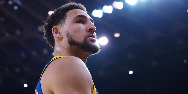 Warriors title odds take hit without Klay Thompson