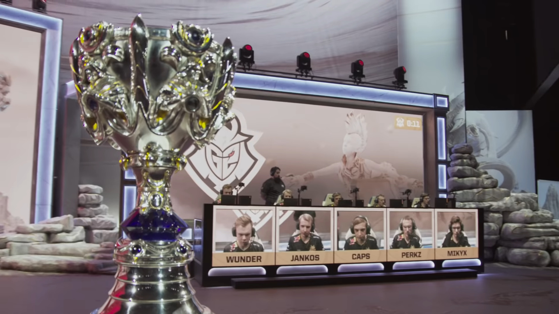 Leona Alongside Ezreal Were The Most Picked Champions During This Year's World Championship