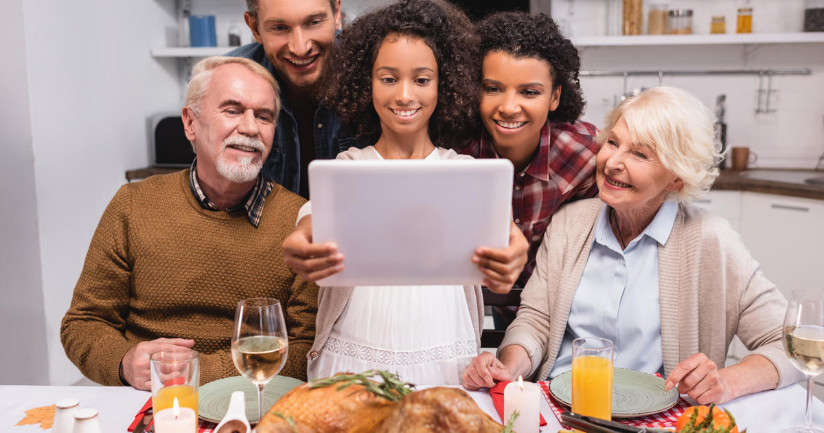 Here's what the CDC suggests for Thanksgiving amid the pandemic