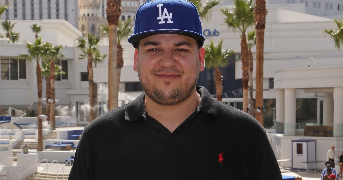 Rob Kardashian shows off new work on sweet arm tattoo of his late father Robert