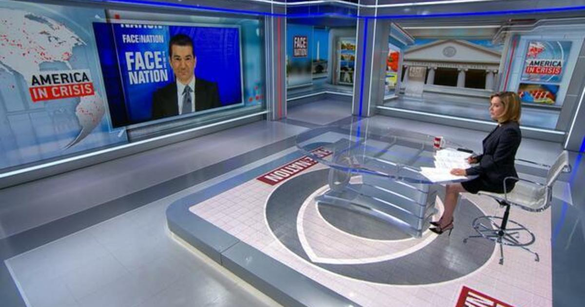 Face The Nation: Gottlieb, Merlo, McMaster