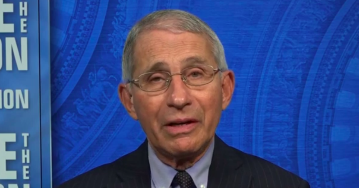 Fauci says herd immunity possible if enough Americans take vaccine