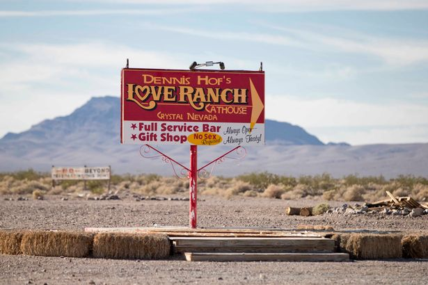 Lamar overdosed at the Love Ranch in Nevada