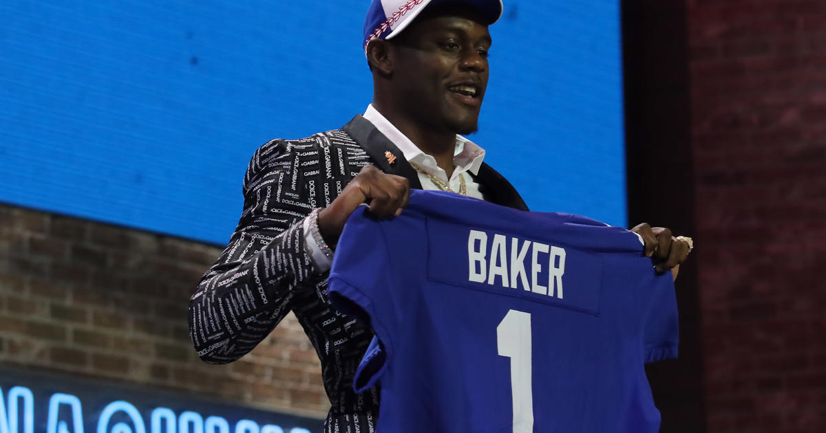 All charges dropped against former New York Giant DeAndre Baker