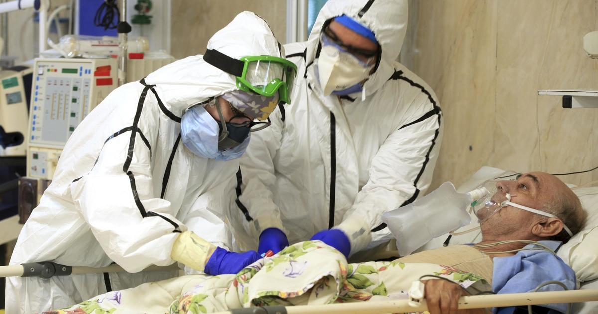 Inside Iran's harrowing, sanctions-fueled coronavirus catastrophe