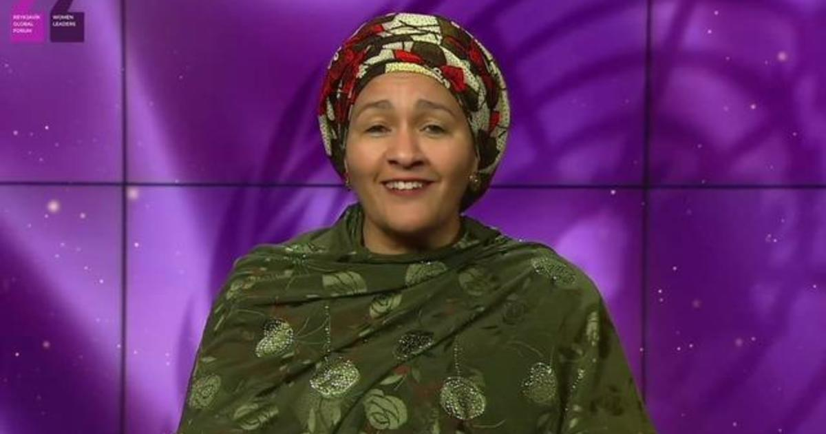 Amina J. Mohammed on women leaders' strides in COVID-19 recovery