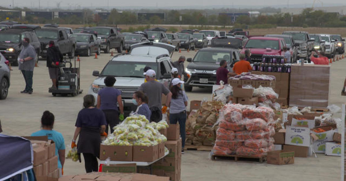 The rise in Americans' food insecurity