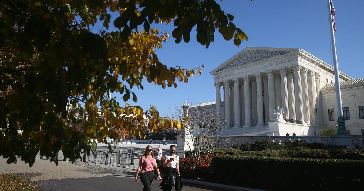 """Not our job"": Supreme Court justices skeptical of striking down Obamacare"