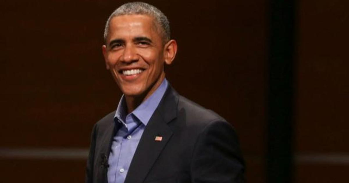 Former President Barack Obama sits down with CBS News after Joe Biden's projected victory