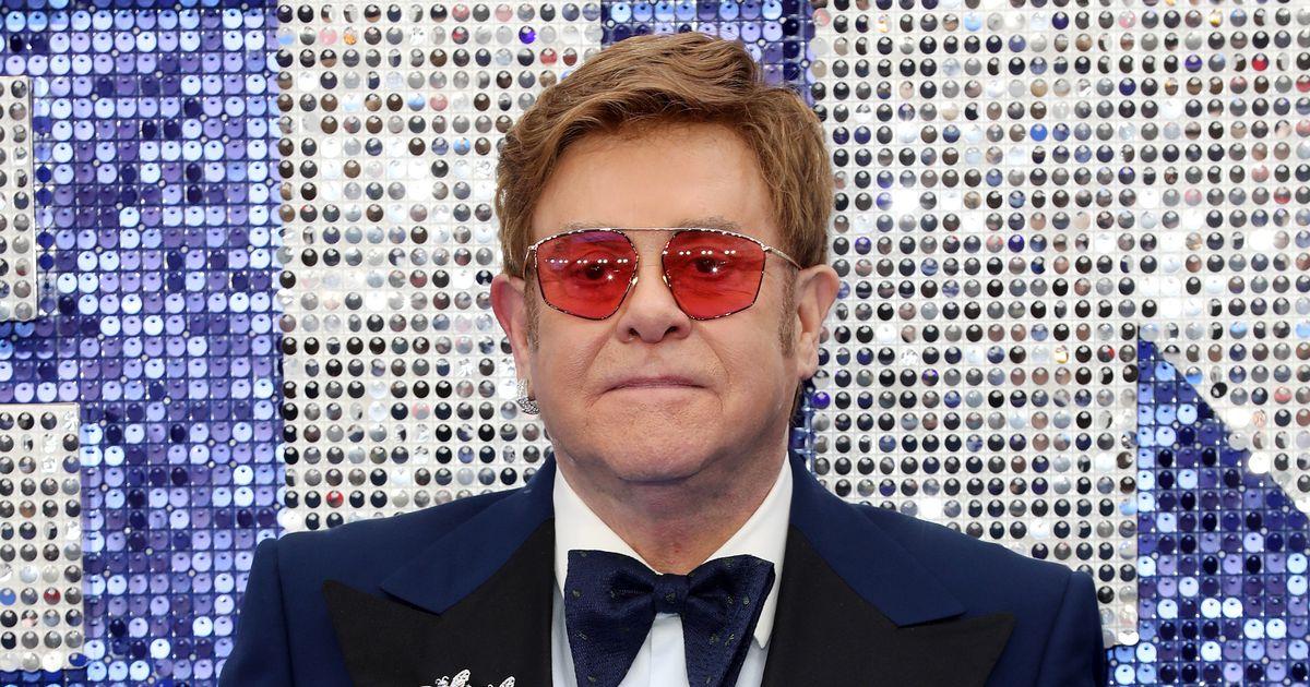 The Who's Roger Daltrey brands Elton John 'arsey' as row heats up