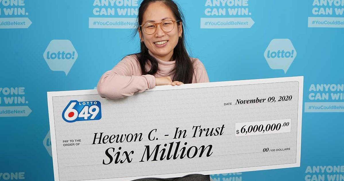Four hospital workers win $6 million lottery