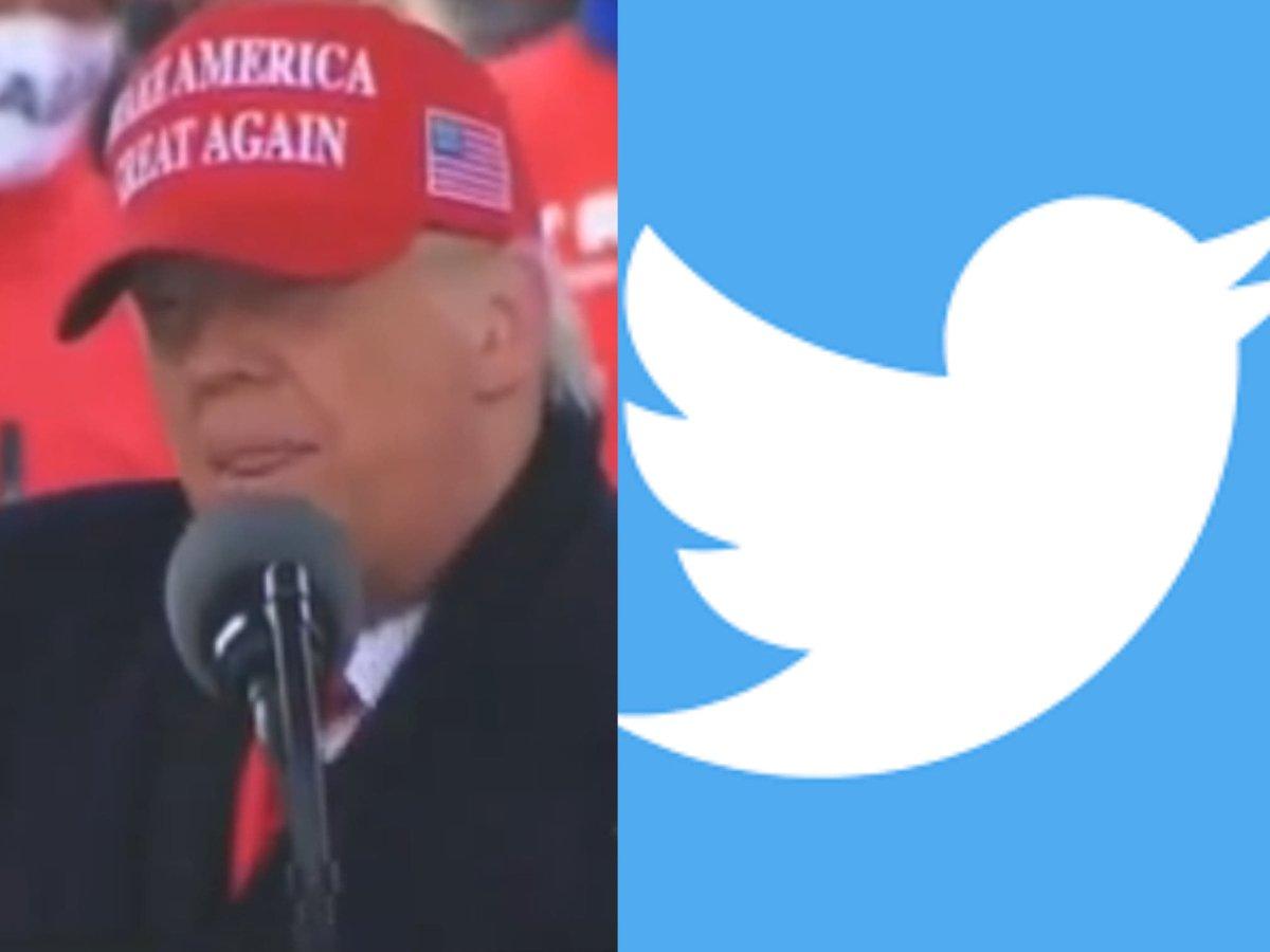 Donald Trump Will Lose His POTUS Twitter Account On January 20, 2021, As Social Media Platform Will Give It To Joe Biden