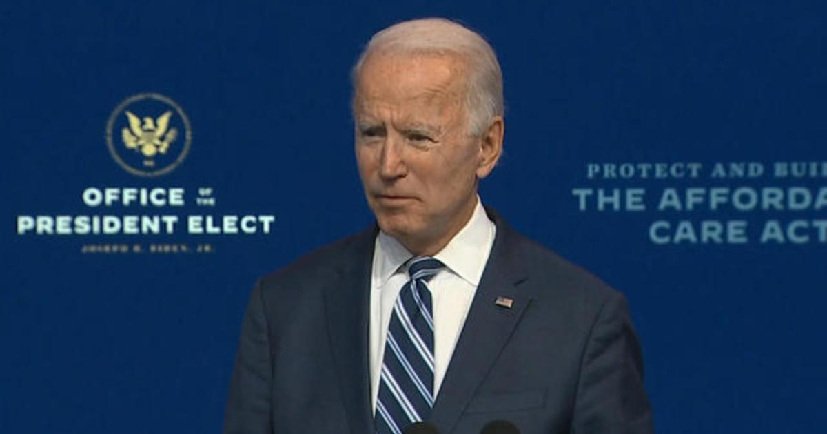 Biden names Treasury secretary as he rounds out his Cabinet picks