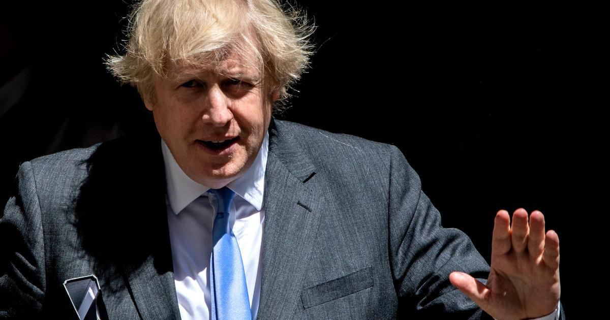 UK's Boris Johnson self-isolates after possible COVID exposure