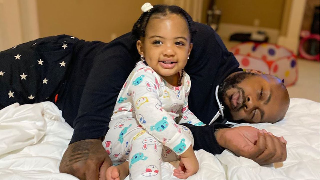 Dennis McKinley And Porsha Williams' Daughter PJ Is Twinning With Her Dad In This Video