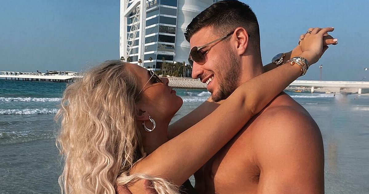 Tommy Fury excites fans as he calls Molly-Mae Hague his 'wife' for loved-up snap