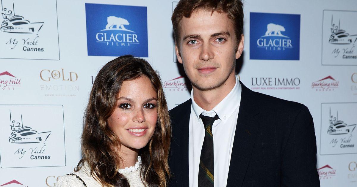 Hayden Christensen's daughter has 'no idea' he plays movie villain Darth Vadar