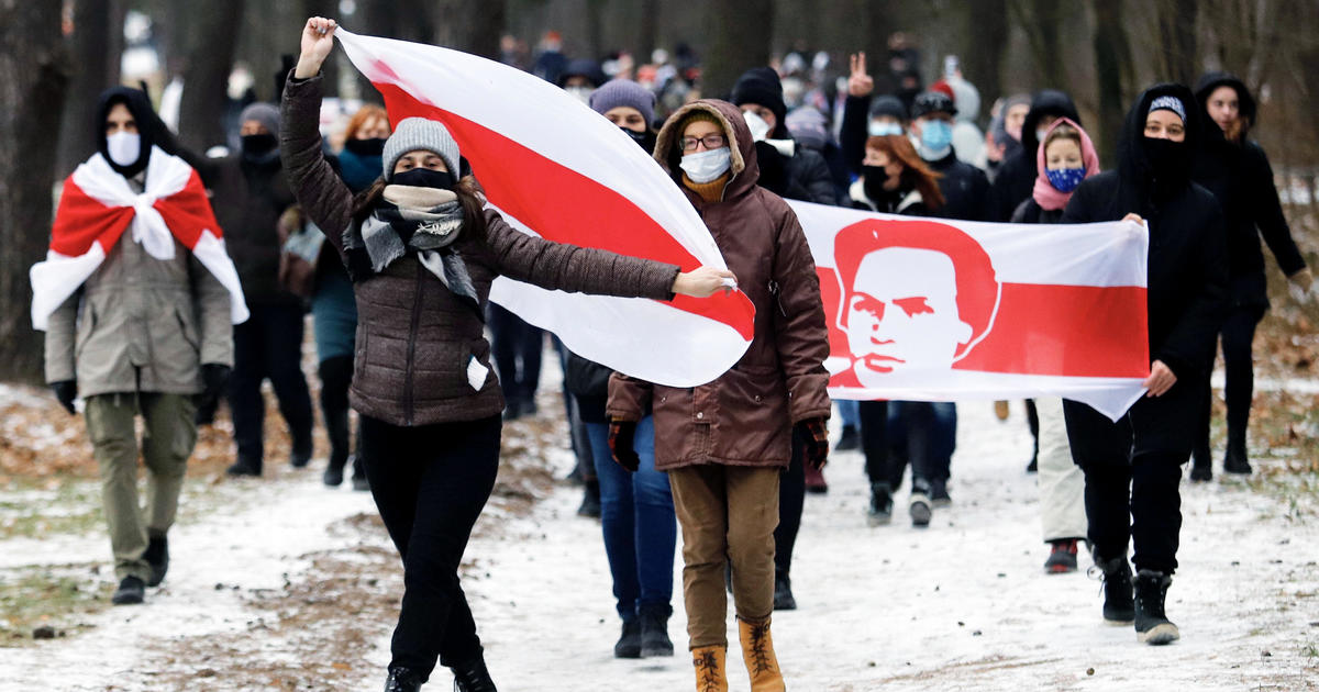 Protesters keep pressure on Belarus' dictator, and pay the price