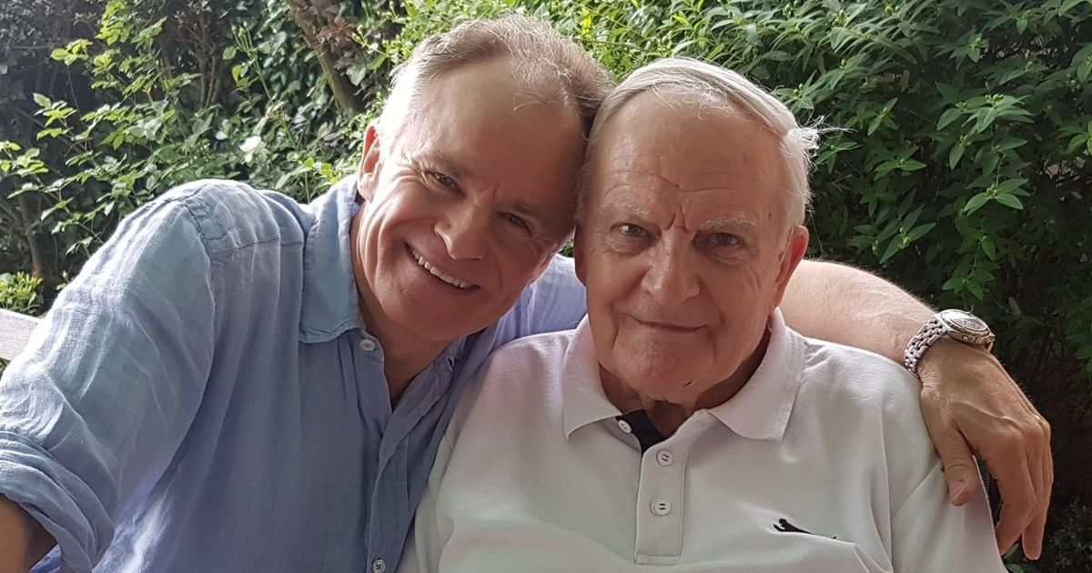 Comedian Bobby Davro says lockdown is robbing him of time with frail dad, 95