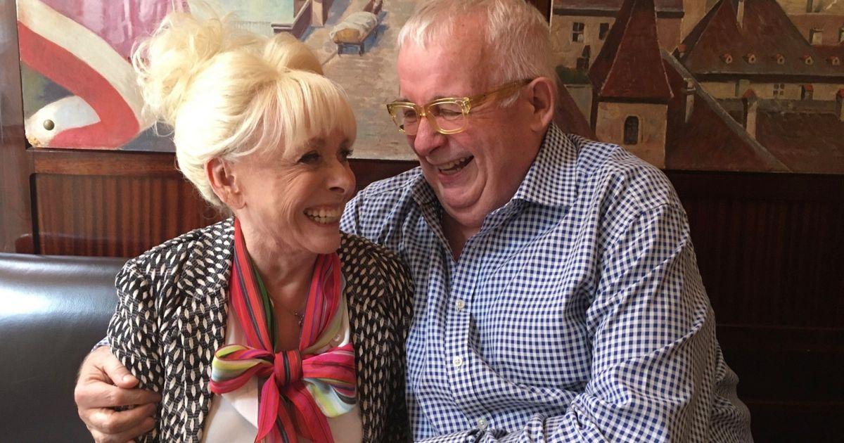 Barbara Windsor's death 'blessed relief' after her struggle, says pal Biggins