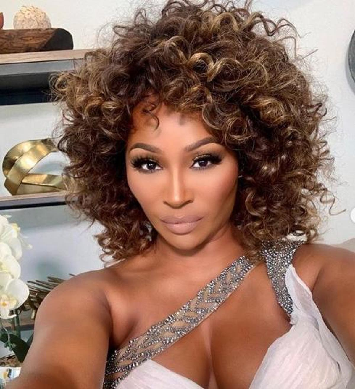 Cynthia Bailey Shows Fans A Throwback Photo From When She Used To Have Short Hair – She Looks Like Her Daughter, Noelle Robinson