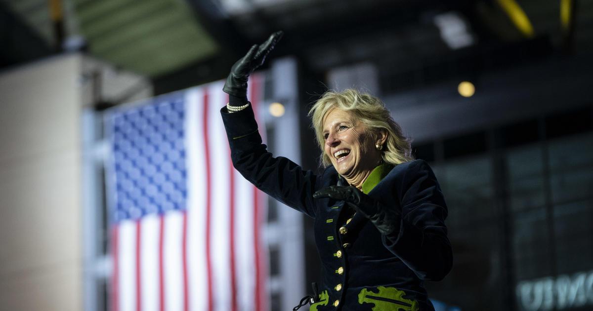 """Op-ed calling on Jill Biden to drop """"Dr."""" title sparks backlash"""
