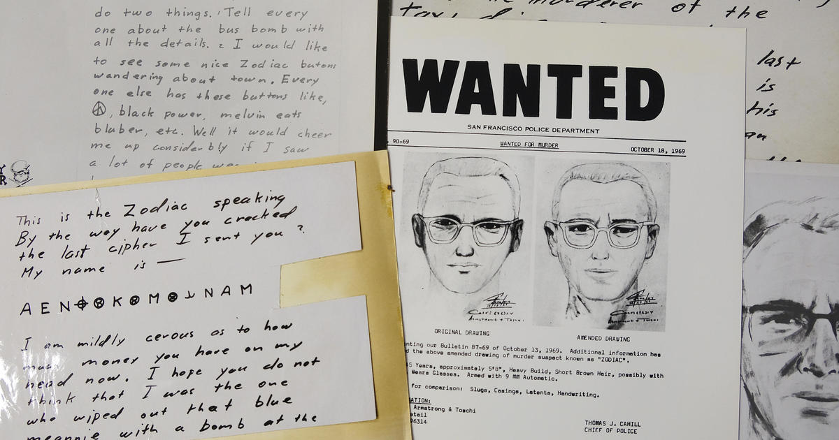 Zodiac Killer's cipher solved by amateur codebreakers