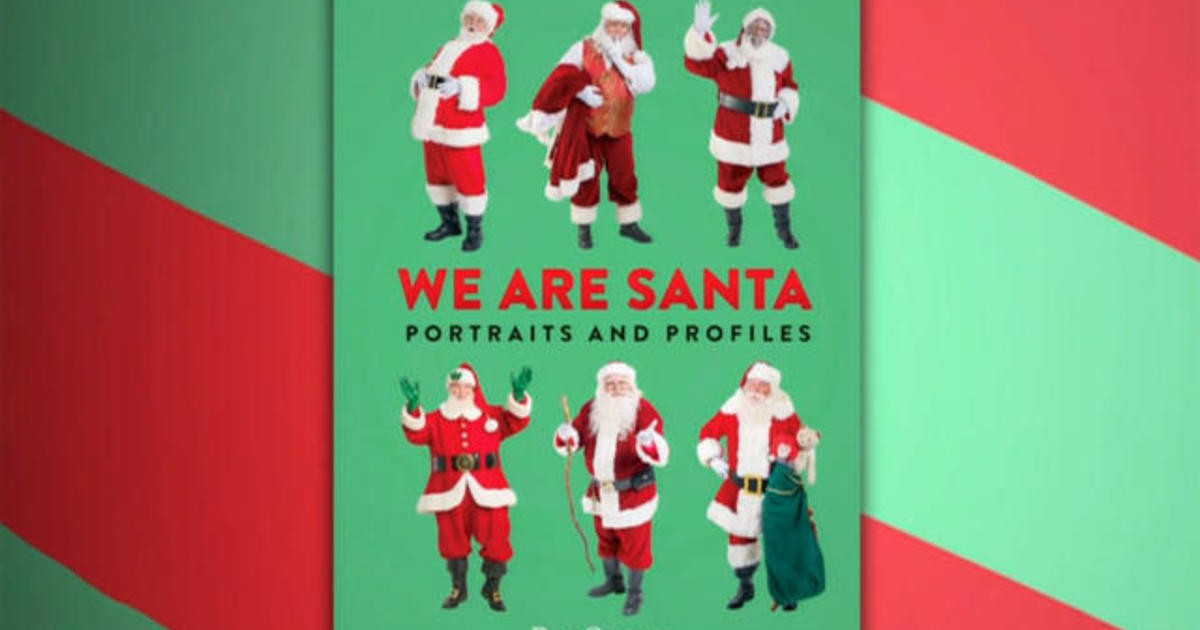 New book showcases 50 American Santa Clauses working to make kids happy