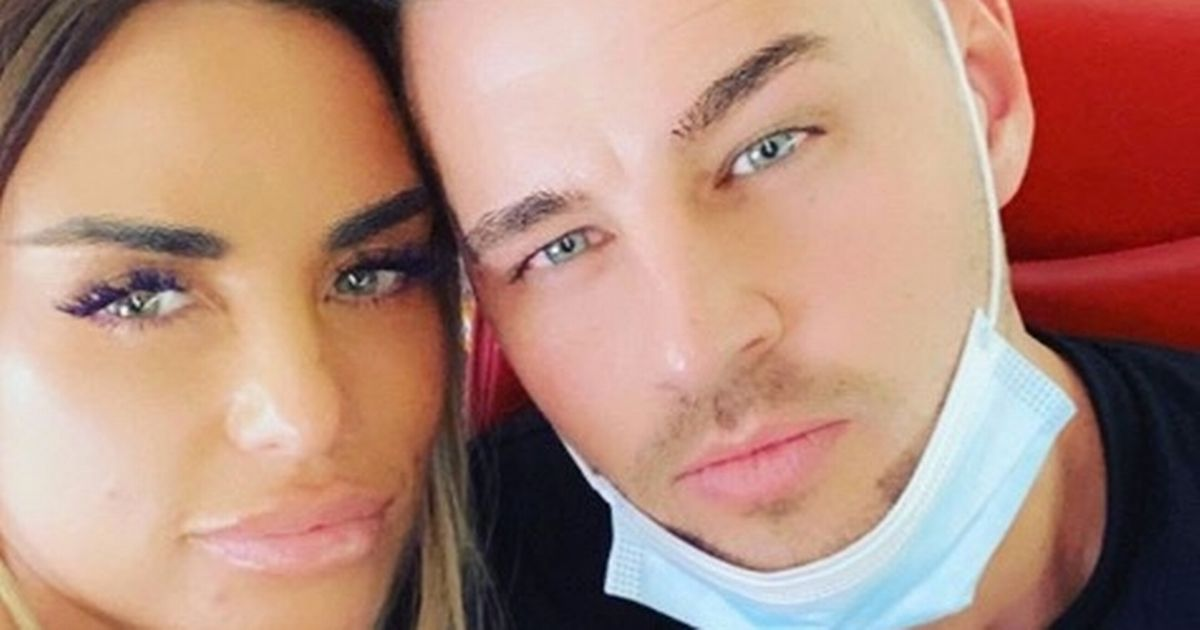 Katie Price slams all her exes by saying she's 'never had a man that pays'
