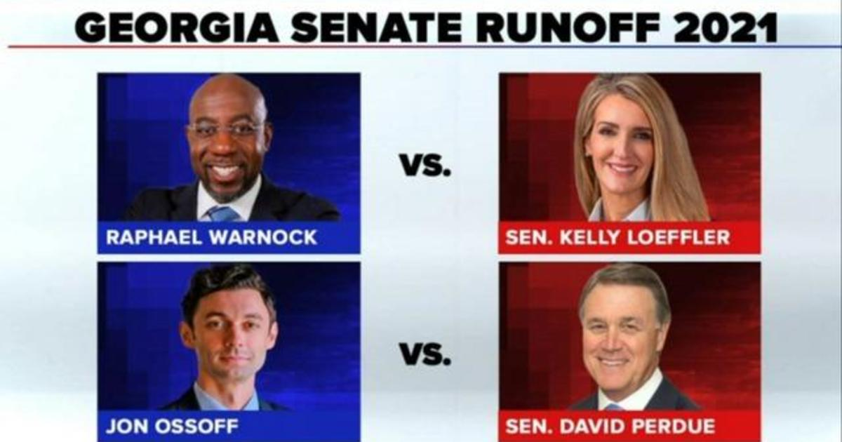 Georgia kicks off early voting for crucial Senate runoff elections