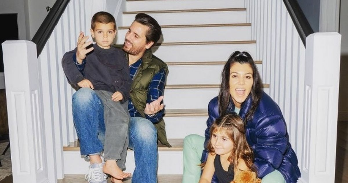 Scott Disick tells Kourtney Kardashian 'I love you' in gushing public tribute