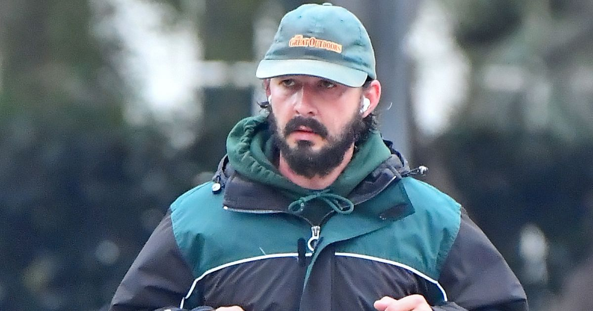 Shia LaBeouf spotted on jog after FKA Twigs files lawsuit alleging abuse