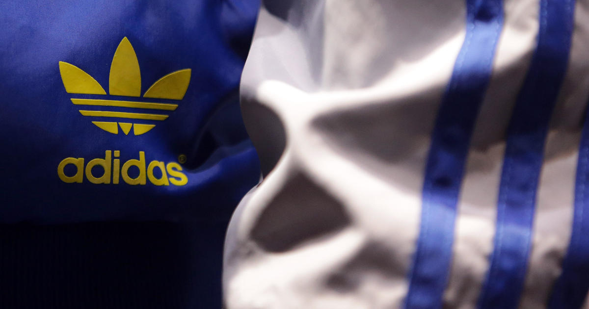 Adidas says it may sell Reebok