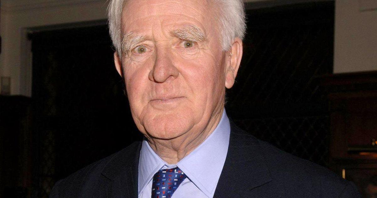 Legendary writer John Le Carre dies aged 89 after a short illness