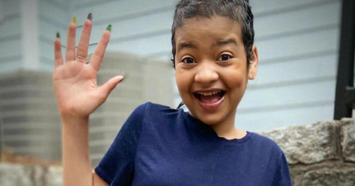 13-year-old battling rare cancer goes viral