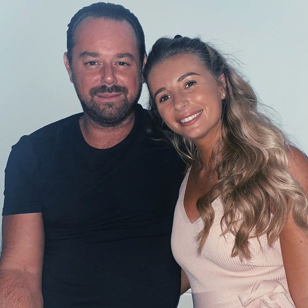 EastEnders star Danny Dyer may be only 43, but he is the proud dad of Love Island winner Dani Dyer
