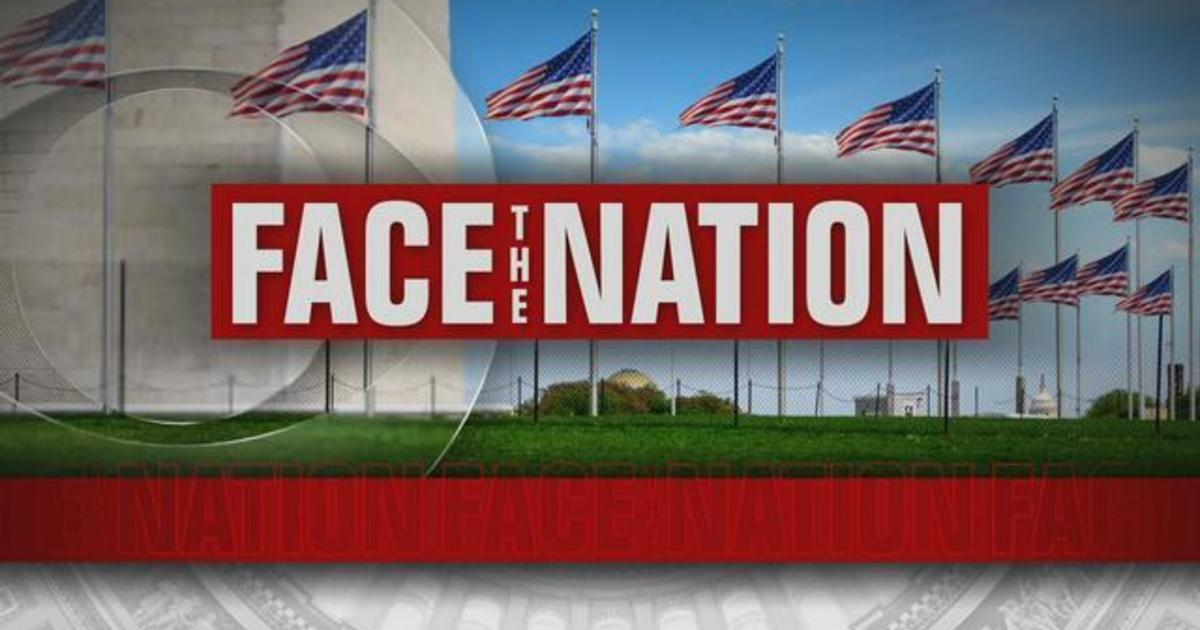 """Open: This is """"Face the Nation,"""" December 13"""