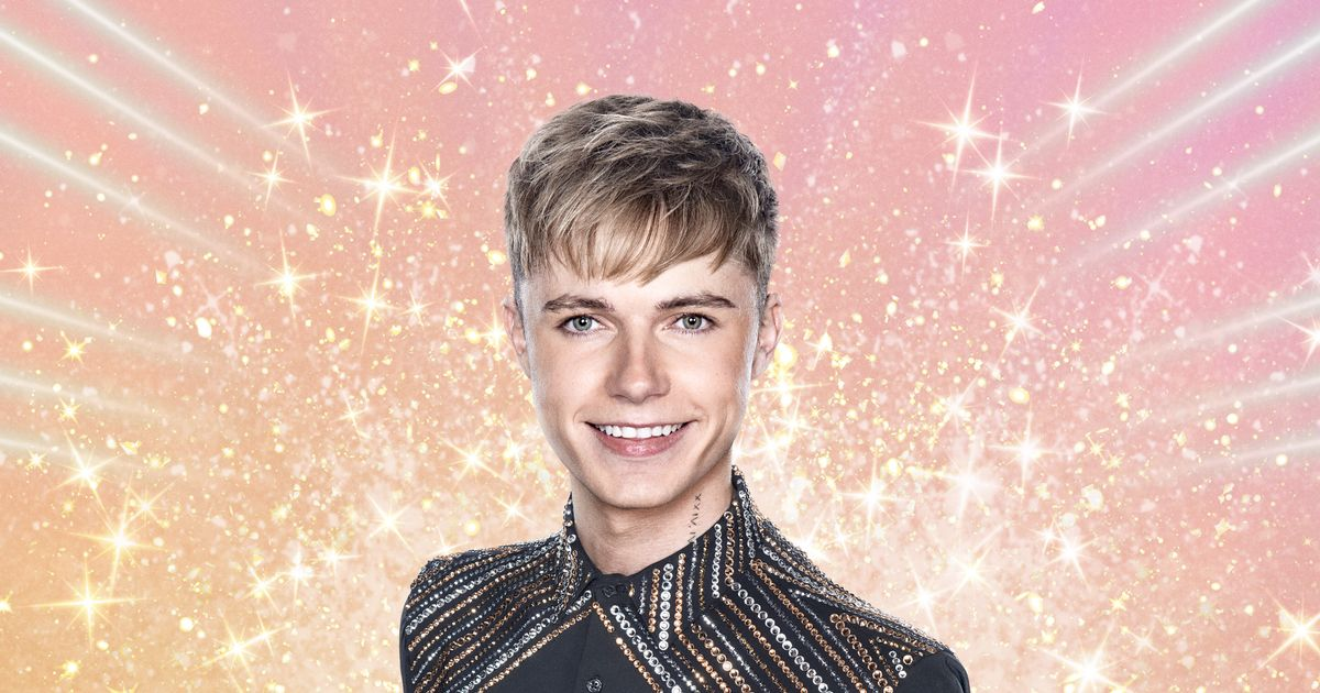 Strictly's HRVY has nans sliding into his DMs as he opens up about Maisie Smith