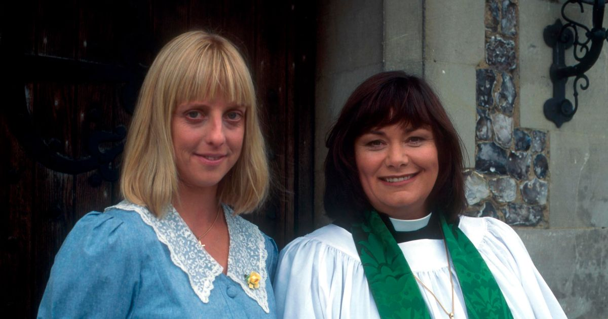 Dawn French's heartbreaking tribute to Vicar Of Dibley co-star Emma Chambers